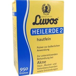 Luvos Heilerde 2 hautfein gegen Akne