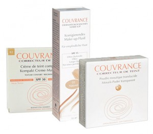 Avene Couvrance Make-Up bei Akne